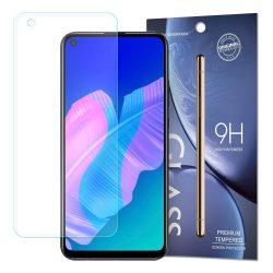 Huawei P40 Lite E karcálló edzett üveg Tempered glass kijelzőfólia kijelzővédő fólia kijelző védőfólia