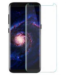 Samsung Galaxy S9 SM-G960 karcálló edzett üveg HAJLÍTOTT TELJES KIJELZŐS Tempered Glass kijelzőfólia kijelzővédő fólia kijelző védőfólia eddzett
