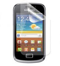 Samsung Galaxy MINI 2 kijelzővédő fólia képernyővédő kijelző védő védőfólia S6500