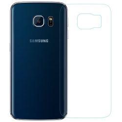 Samsung Galaxy S6 karcálló edzett üveg HÁTLAP Tempered glass kijelzőfólia kijelzővédő fólia kijelző védőfólia