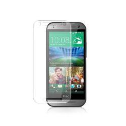 HTC ONE 2 M8 MINI kristály kijelzővédő fólia