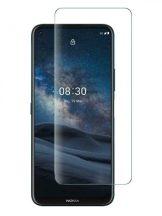 Nokia 8.3 karcálló edzett üveg Tempered glass kijelzőfólia kijelzővédő fólia kijelző védőfólia