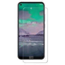 Nokia 3.4 karcálló edzett üveg Tempered glass kijelzőfólia kijelzővédő fólia kijelző védőfólia