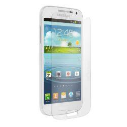 SAMSUNG GALAXY S4 Mini kijelzővédő fólia kristály képernyővédő kijelző védő védőfólia i9190