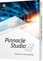 Corel Pinnacle Studio 22 Plus (PNST22PLMLEU)
