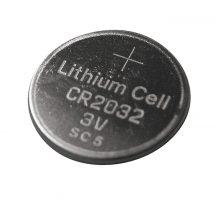 Gombelem CR2032 akkumulátor lítium DL2032, BR2032, KL2032, 5004LC, L2032, ECR2032, GPCR2032, L14, 5004LC, KCR2032, E-CR2032, KECR2032, SB-T51