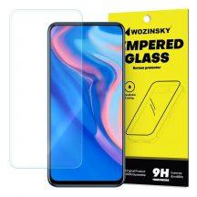 Huawei P Smart Pro 2019 / P Smart Z / Honor 9X / 9X Pro karcálló edzett üveg Tempered glass kijelzőfólia kijelzővédő fólia kijelző védőfólia