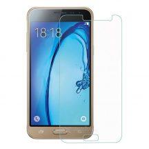 Samsung Galaxy J3 2016 J320 karcálló edzett üveg Tempered Glass kijelzőfólia kijelzővédő fólia kijelző védőfólia