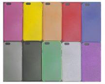 """iPhone 6 PLUS 6S Plus (5,5"""") vékony matt tok telefontok védőtok"""