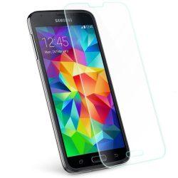 Samsung Galaxy S5 karcálló edzett üveg G900 Tempered Glass kijelzőfólia kijelzővédő fólia kijelző védőfólia