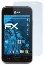 LG Optimus L40 kijelzővédő fólia védőfólia kijelző védő