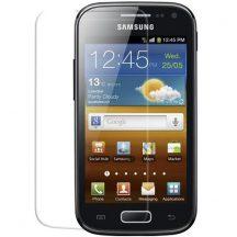 SAMSUNG GALAXY ACE 2 kijelzővédő fólia képernyővédő kijelző védő védőfólia GT-i8160