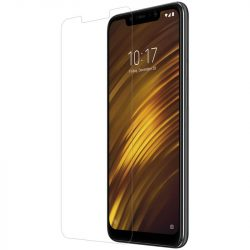 Xiaomi Pocophone F1 karcálló edzett üveg Tempered glass kijelzőfólia kijelzővédő fólia kijelző védőfólia