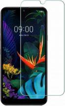 LG K40s karcálló edzett üveg Tempered glass kijelzőfólia kijelzővédő fólia kijelző védőfólia