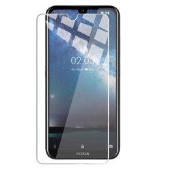 Nokia 2.2 karcálló edzett üveg Tempered glass kijelzőfólia kijelzővédő fólia kijelző védőfólia