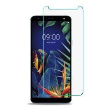 LG K40 karcálló edzett üveg Tempered glass kijelzőfólia kijelzővédő fólia kijelző védőfólia