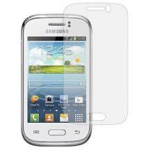 Samsung Galaxy Young 2 kijelzővédő fólia G130 védőfólia kijelző védő