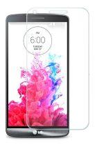 LG G3 karcálló edzett üveg Tempered glass kijelzőfólia kijelzővédő fólia kijelző védőfólia
