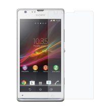 Sony XPERIA SP karcálló telefonfólia fólia mobil védőfólia kijelzőfólia kijelzővédő