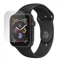 Apple Watch 4 40mm karcálló edzett üveg tempered glass kijelzőfólia kijelzővédő fólia kijelző védőfólia 40 mm
