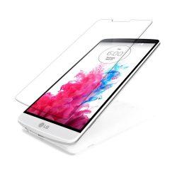 LG Optimus G3 MINI (D722 D725 D724) kristálytiszta előlapi kijelzővédő fólia
