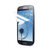 SAMSUNG GALAXY S3 kijelzővédő fólia képernyővédő kijelző védő védőfólia i9300