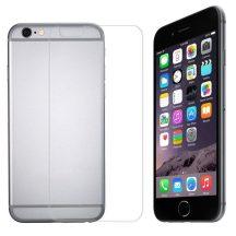 Apple iPhone 7 7S karcálló edzett üveg Hátlap tempered glass kijelzőfólia kijelzővédő védőfólia kijelző