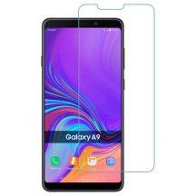 Samsung Galaxy A9 2018 karcálló edzett üveg Tempered Glass kijelzőfólia kijelzővédő fólia kijelző védőfólia eddzett SM-A920F/D A920