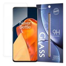 Oneplus 9 karcálló edzett üveg Tempered glass kijelzőfólia kijelzővédő fólia kijelző védőfólia
