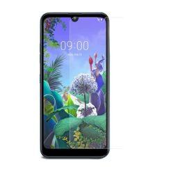 LG Q60 (K50) karcálló edzett üveg Tempered glass kijelzőfólia kijelzővédő fólia kijelző védőfólia