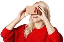 Google Cardboard Virtuális Valóság szemüveg VR 3D Googles VR OCULUS RIFT Iphone Sony HTC LG Samsung Galaxy Gear VR DIY