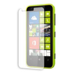 Nokia LUMIA 620 kijelzővédő fólia képernyővédő kijelző védő védőfólia kristálytiszta