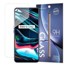 Realme 7 Pro karcálló edzett üveg Tempered glass kijelzőfólia kijelzővédő fólia kijelző védőfólia