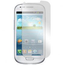 SAMSUNG GALAXY S3 mini i8190 kijelzővédő fólia védőfólia kijelzővédő