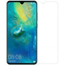 Huawei Mate 20 karcálló edzett üveg Tempered glass kijelzőfólia kijelzővédő fólia kijelző védőfólia