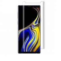 SAMSUNG GALAXY Note 9 SM-N960 kijelzővédő fólia HAJLÍTOTT TELJES KIJELZŐS FULL képernyővédő kijelző védő védőfólia screen protector