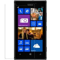 Nokia LUMIA 925 kijelzővédő fólia képernyővédő kijelző védő védőfólia kristálytiszta