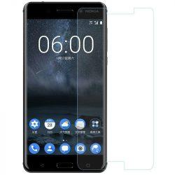 Nokia 6.1 karcálló edzett üveg Tempered glass kijelzőfólia kijelzővédő fólia kijelző védőfólia