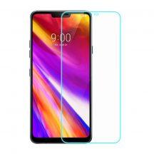 LG G8X ThinQ karcálló edzett üveg Tempered glass kijelzőfólia kijelzővédő fólia kijelző védőfólia