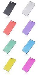 """iPhone 6 6S (4,7"""") vékony matt telefontok szilikontok tok"""