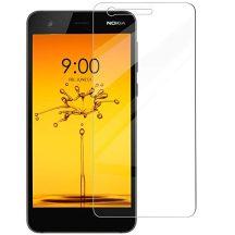 Nokia 3.1 (Nokia 3 2018) karcálló edzett üveg Tempered glass kijelzőfólia kijelzővédő fólia kijelző védőfólia