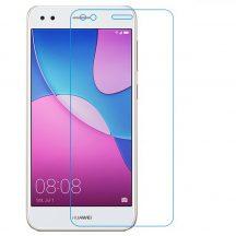 Huawei P9 lite mini karcálló edzett üveg Tempered glass kijelzőfólia kijelzővédő fólia kijelző védőfólia