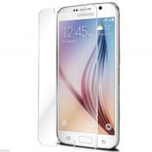 Samsung Galaxy S6 karcálló edzett üveg Tempered glass kijelzőfólia kijelzővédő fólia kijelző védőfólia