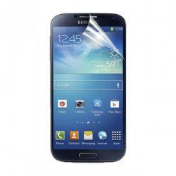 SAMSUNG GALAXY S4 kijelzővédő fólia képernyővédő kijelző védő védőfólia i9500