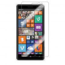 Nokia LUMIA 830 kijelzővédő fólia védőfólia kijelző védő