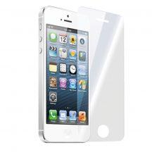 Apple iPhone 5 5S 5C SE karcálló edzett üveg tempered glass kijelzőfólia kijelzővédő fólia kijelző védőfólia Iphone SE