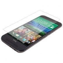 HTC One M9 kijelzővédő fólia képernyővédő kijelző védő védőfólia screen protector