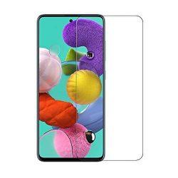 Samsung Galaxy A71 / Note 10 lite karcálló edzett üveg Tempered Glass kijelzőfólia kijelzővédő fólia kijelző védőfólia eddzett SM-A715F