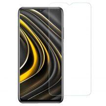 Xiaomi Poco M3 edzett üveg Tempered glass kijelzőfólia kijelzővédő fólia kijelző védőfólia