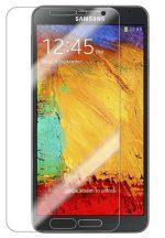 Samsung Galaxy NOTE 3 kijelzővédő fólia képernyővédő kijelző védő védőfólia kristálytiszta